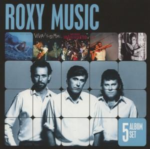 Roxy Music - 5 Album Set