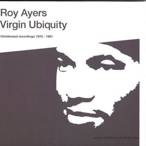 Roy Ayers - Virgin Ubiquity(Unreleased Recordings 1976-81)