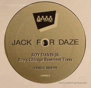 Roy Davis Jr. - Roy's Chicago Basement Traxx