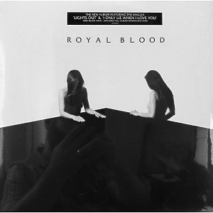 Royal Blood - How Did We Get So Dark (LP)