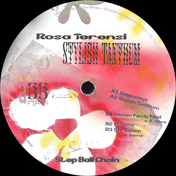Roza Terenzi - Stylish Tantrum 12""