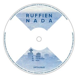 Ruffien - N.A.D.A. (Back)