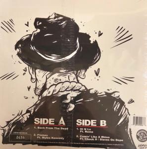 Run DMC - Back From The Dead (Red Vinyl 12