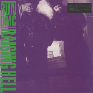 Run DMC - Raising Hell (180g LP reissue)