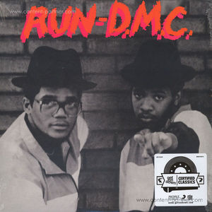 Run DMC - Run DMC (LP)