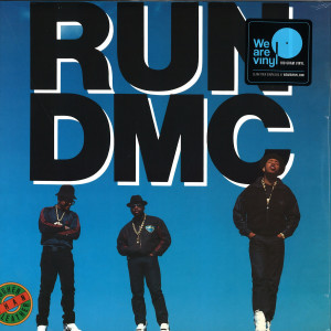 Run DMC - Tougher Than Leather (Ltd. Transl. Blue Vinyl)