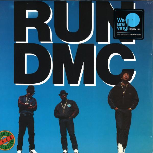 Run DMC - Tougher Than Leather (Ltd. Transl. Blue Vinyl)