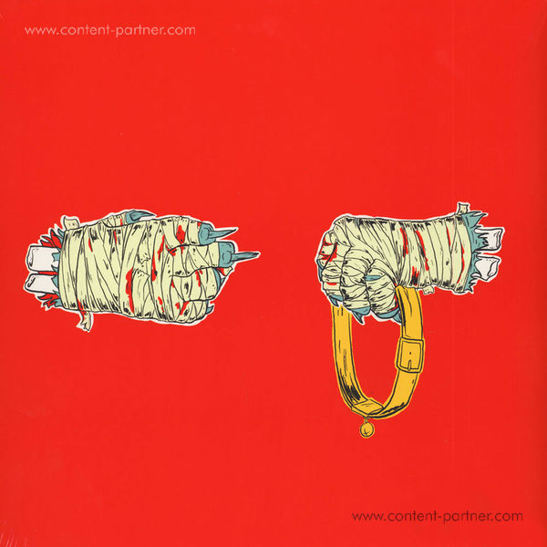 Run The Jewels (El-P & Killer Mike) - Meow The Jewels (Limited Edition 2LP) (Back)