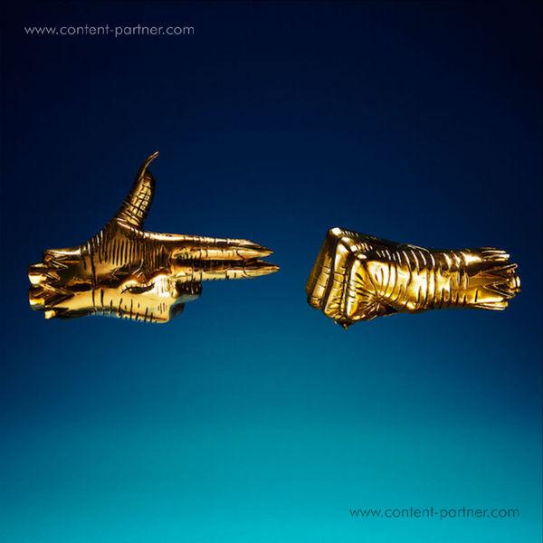 Run The Jewels (El-P & Killer Mike) - Run The Jewels 3