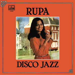 Rupa - Disco Jazz (Ltd. Coloured Vinyl LP Reissue)
