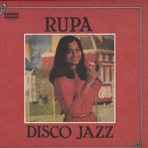 Rupa - Disco Jazz (Reissue)