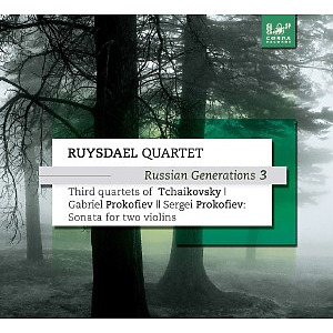 Ruysdael Quartet - Russian Generations 3