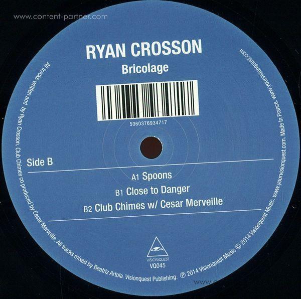 Ryan Crosson - Bricolage Ep (Back)