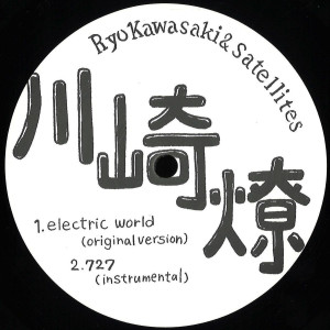 Ryo Kawasaki & Satellites - Electric World