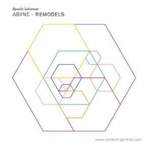 Ryuichi Sakamoto - Async - Remodels (remix Album)