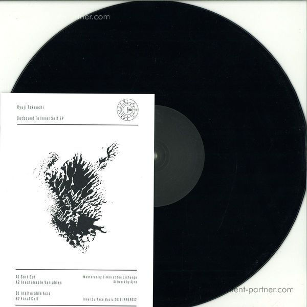 Ryuji Takeuchi - Outbound To Inner Self EP (Back)
