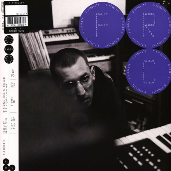S. Fidelity - Fidelity Radio Club (LP)