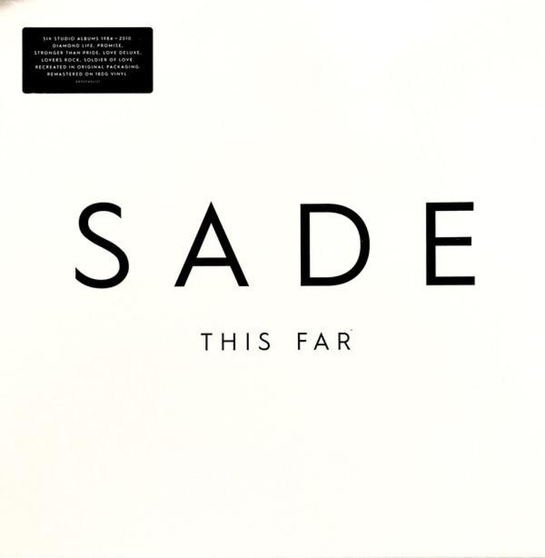 SADE - This Far (Ltd. 6 LP Boxset)