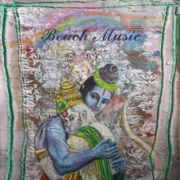 (SANDY) Alex G - Beach Music (Ltd. 2LP Edition)