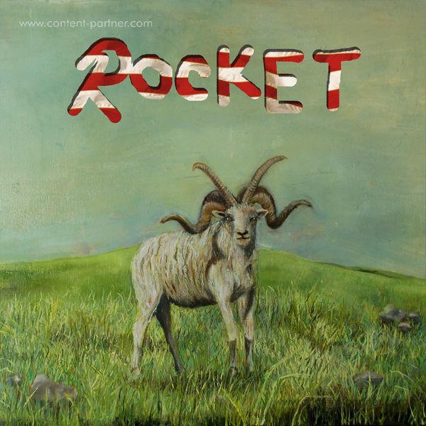 (SANDY) Alex G - Rocket (Gatefold LP+MP3)