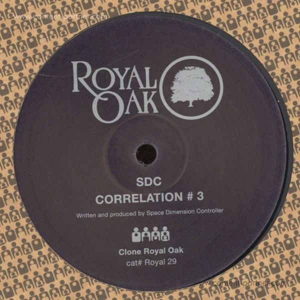 SDC - Correlation #3 (Back)