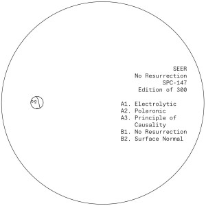 SEER - No Resurrection