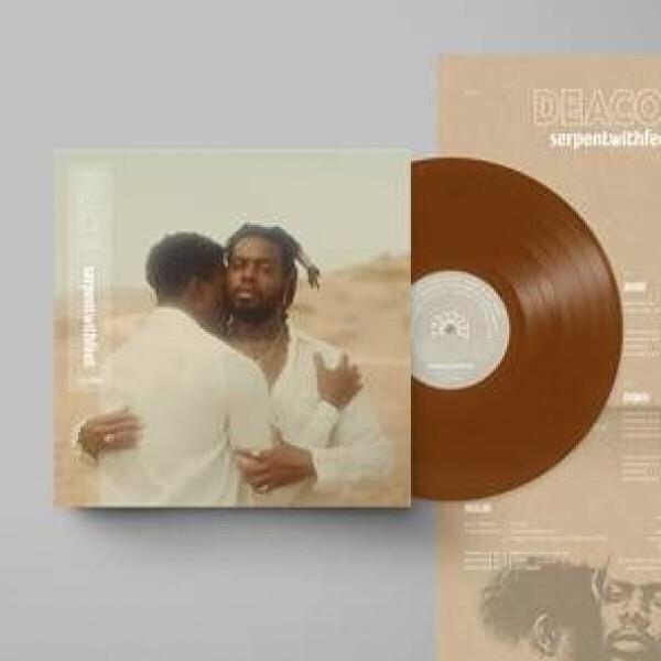SERPENTWITHFEET - Deacon (Ltd. Opaque Brown Vinyl LP)