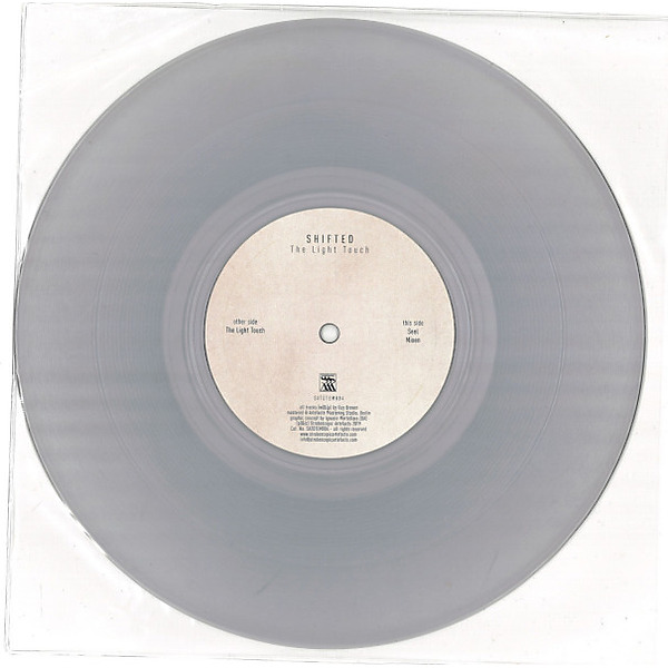 SHIFTED - THE LIGHT TOUCH (Back)