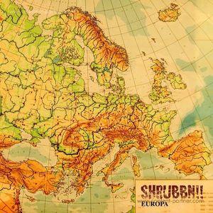 SHRUBBN!! - Europa (LP+DL)