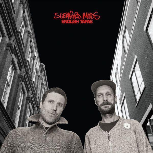 SLEAFORD MODS - ENGLISH TAPAS (Vinyl LP)