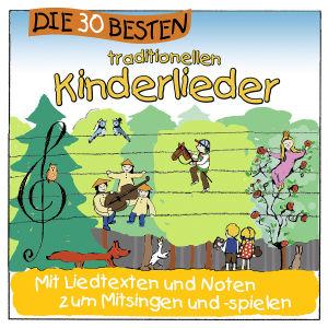 SOMMERLAND,SIMONE/GLšCK,KARSTEN/DIE KITA - Die 30 Besten Traditionellen Kinderliede