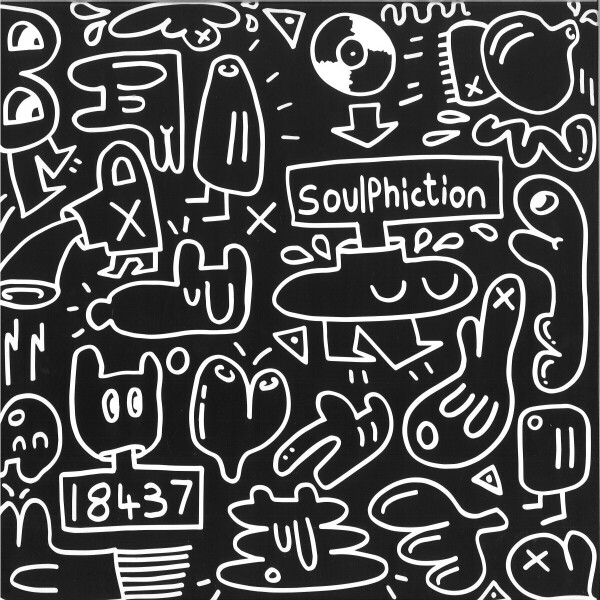 SOULPHICTION - WHAT WHAT EP