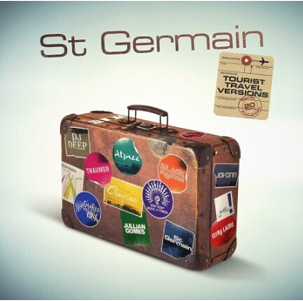 ST GERMAIN - TOURIST (20TH ANNIV. TRAVEL EDT.)