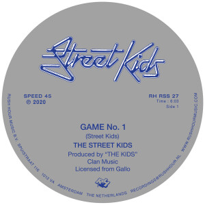 STREET KIDS - GAME NO. 1 / LAST NIGHT (YOU MOVED ME)