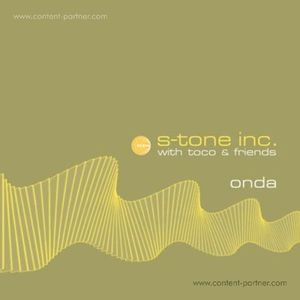 S-Tone Inc. With Toco & Friends - Onda (LP)