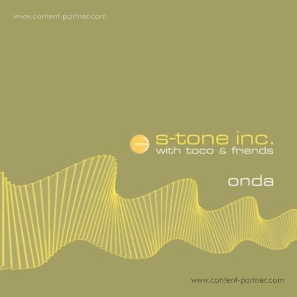 S-Tone Inc. With Toco & Friends - Onda (LP)