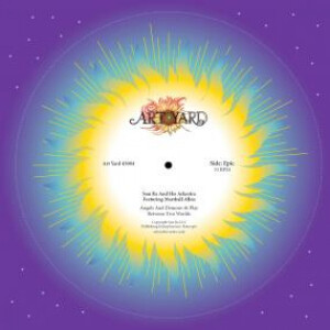 SUN RA ARKESTRA - ANGELS AND DEMONS AT PLAY - FEATURING MARSHALL ALL