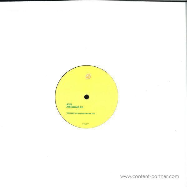 SVN - Mechine EP (Back)