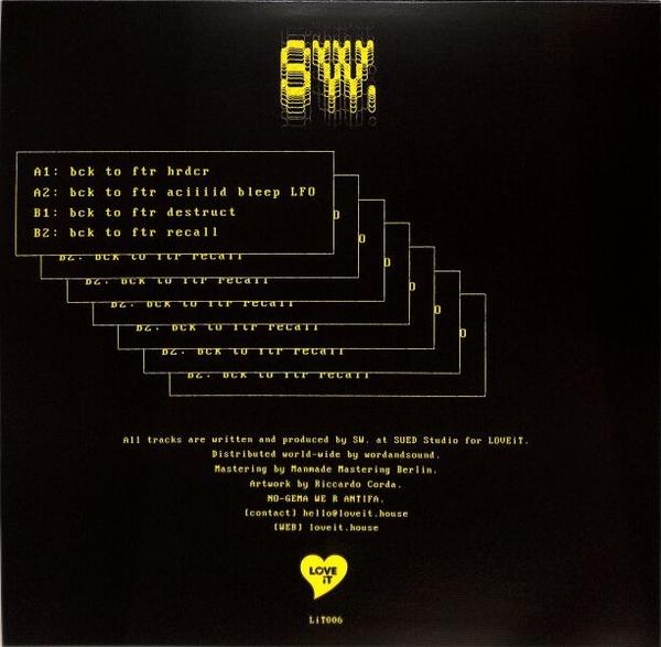 SW. - Bck To Ftr (Back)