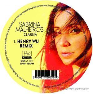 Sabrina Malheiros - Clareia Remixes