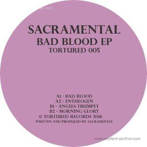 Sacramental (billy Nasty & Dave Lievense) - Bad Blood EP