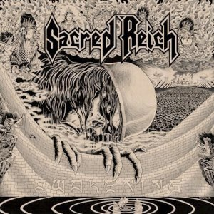 Sacred Reich - Awakening (Black Vinyl LP)