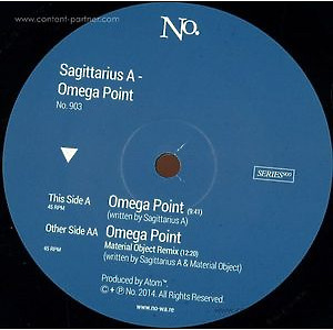 Sagittarius A - Omega Point, Material Objecs Remix