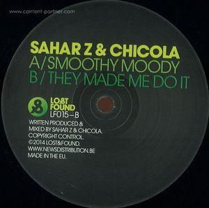 Sahar Z & Chicola - Smoothy Moody