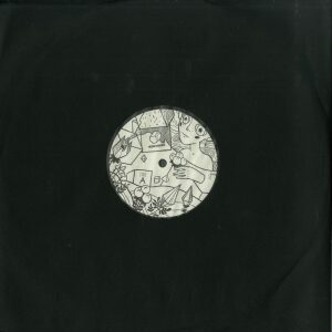 Saktu / Guy From Downstairs / Lost.Act / Stan Yaro - HSBRG BLCK 01 (VINYL ONLY)