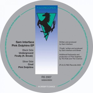 Sam Interface - Pink Dolphins EP