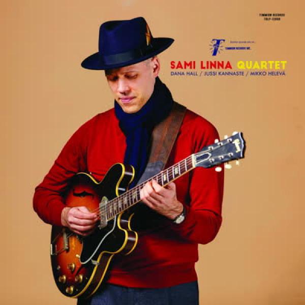 Sami Linna Quartet - Sami Linna Quartet (Coloured LP)