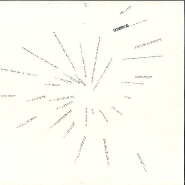 Samuel Rohrer - Continual Decentering (Back)