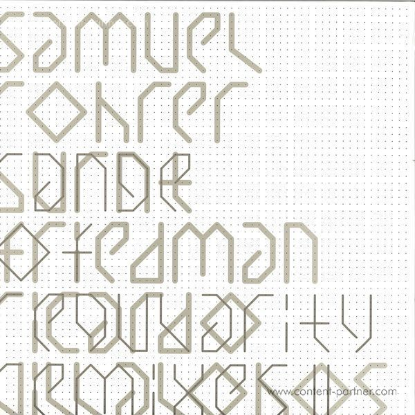 Samuel Rohrer - Range of Regularity Remixes (Bundle)
