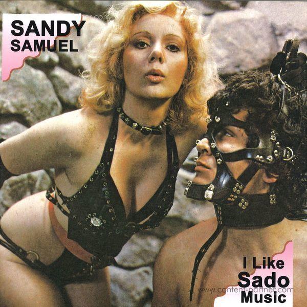 Sandy Samuel - I Like Sado Music (Back)